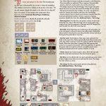 Zombicide Quest - The Drawbridge (Massive Darkness Crossover)